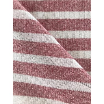 Stripes French Terry Knit