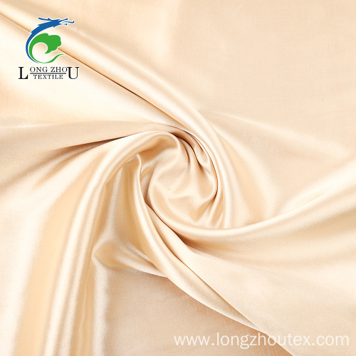 50D*75D Spandex Satin Without Twist Fabric