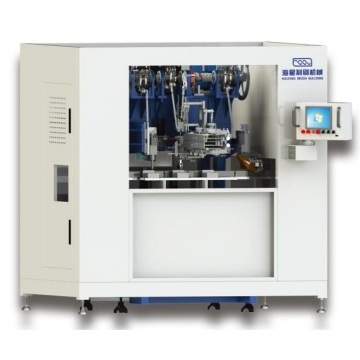 Elevator Strip Brush Making Machine