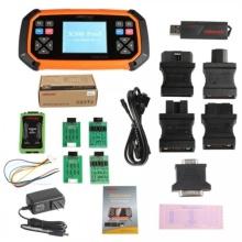 OBDSTAR X300 PRO3 X-300 Key Master with Immo+Odometer Adjustment+EEPROM/PIC+OBDII+Toyota G & H Chip All Keys Lost