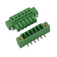 3.81MM pitch terminal block with side fixed screws