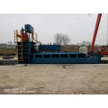 Hydraulic Scrap Rebar Stainless Steel Gantry Shear