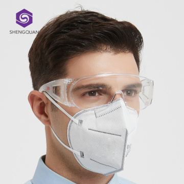 Disposable Ear Loop FFP2 Face Protection Mask