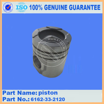 WA600-1 SA6D170 piston 6162-33-2120 komatsu engine parts