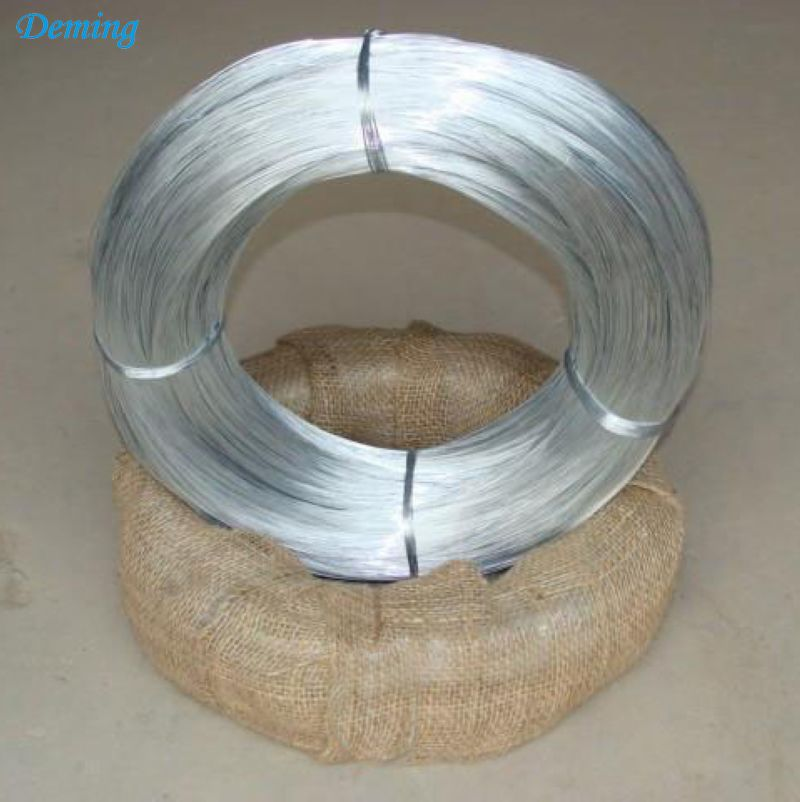 22 Gauge Construction Q195 Mild Steel Heavy GI wire
