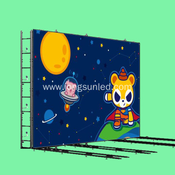 Colorfull Led Advertising Billboards Cost For Sale