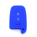Silicone car key cover for kia sportage