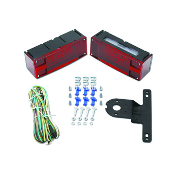 LED Tail Light Kit For Box Trailer
