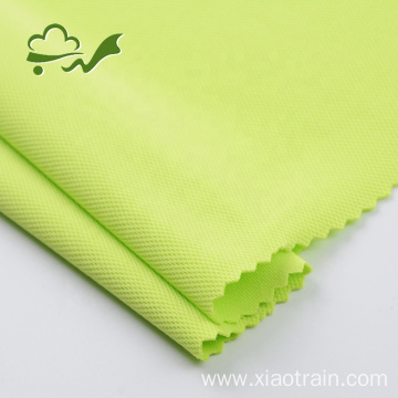75D72F Wicking Polyester Eyelet Mesh Knit Fabric