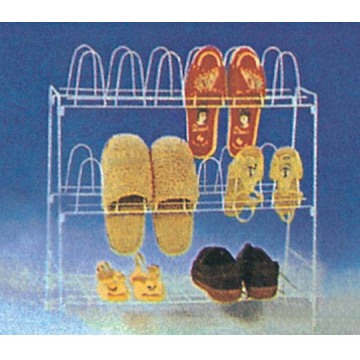 3 Tier Shoe Rack With Stretcher