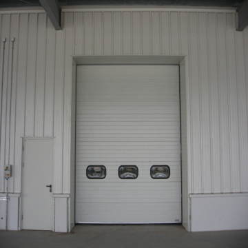 Aluminum high speed quick lifting up door