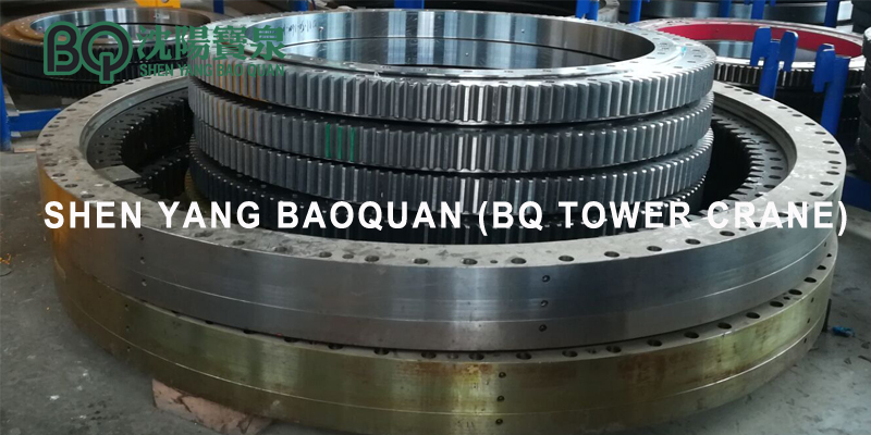 Tower Crane Slewing Bearing
