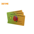 Passive Printed Business NFC HF PVC RFID Cards