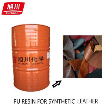 Non-yellowing bonding pu resin