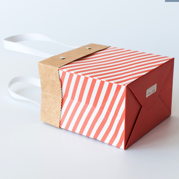 Small Paper Merchandise Bags
