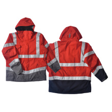 High visibility 3 in 1 outdoor jacket