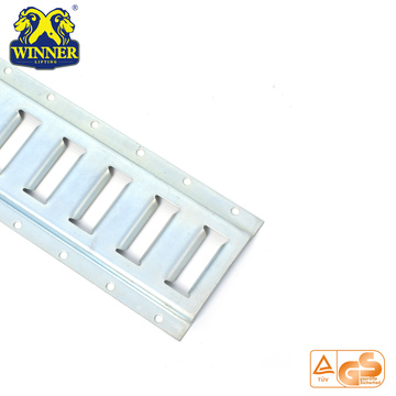 Accessories Steel E Track Tie Down Rails