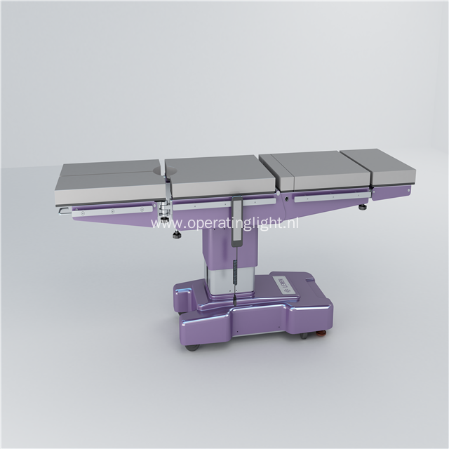 Electric Hydraulic Multifunctional Operating Tables