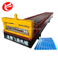 Type-760 garage shutter roller door roll forming machine