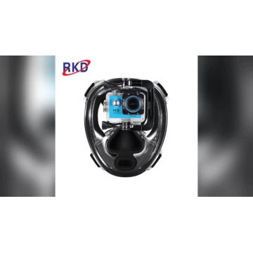 underwater anti fog diving mask for action camera