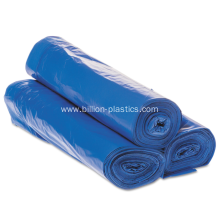 High Density Blue Trash Bag