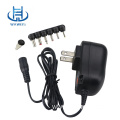 Adjustable power adapter 12w universal charger