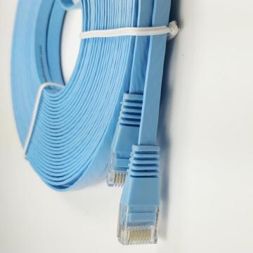 Slim Long Internet Network Cat6 Lan Patch Cords