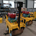mini tandem selfpropelled mechanicalvibration road roller