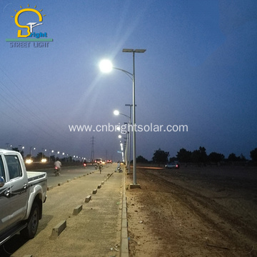 High Lumen Good Performance solar eolic public lighting