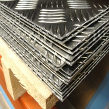 5754 aluminum checker sheet  Plate