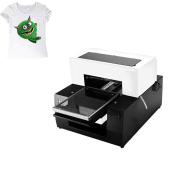 Umshini Wokuprinta Umbala We-Digital Color Garment