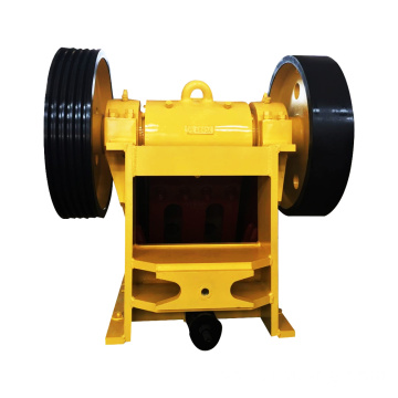 Mining Machine Small Rock Stone Jaw Crusher