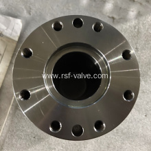 4In 900LB Gland Plate of API6D Ball Valve