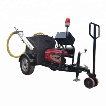 FGF-100 Road Repair Machine Asphalt Crack Sealing Machinery