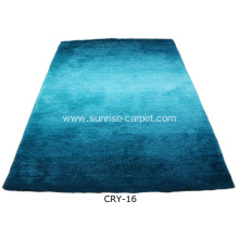 Microfiber Carpet with Gradation Color