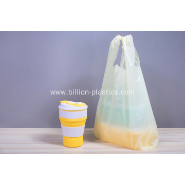 Multiple Size Plastic T-Shirt Bag