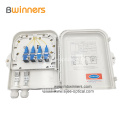 8 Cores Fiber Wall Mount Distribution Panel Box
