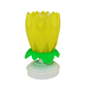 Chrysanthemum Flower Shaped Party Lilin yang digemari