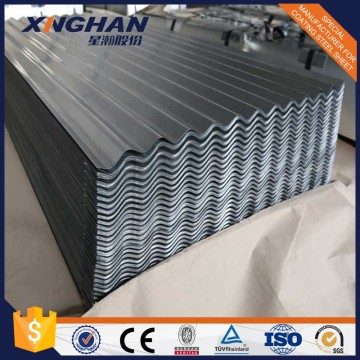 SGCH Full Hard Steel Corrugated Galvanized Plate