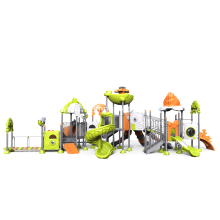 Plastic & Steel Playground , Egoalplay Outdoor Playground Play Set