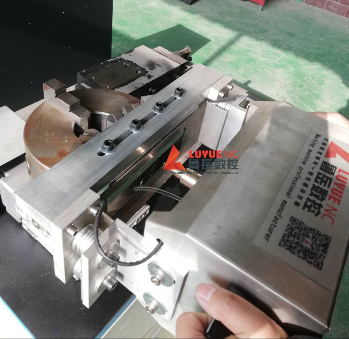 Multifunctional Steel dot Marking Machine