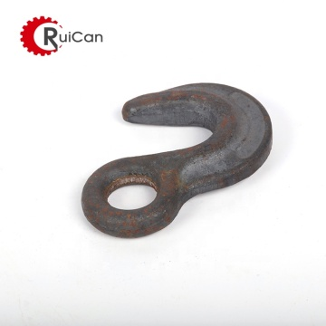 machinery hook marine parts with investment casting