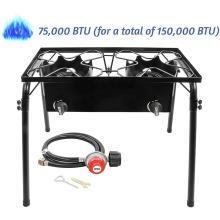 Camping High Pressure Cast Iron Propane Burner