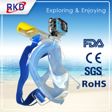 High quality medical-grade silicone Snorkel mask