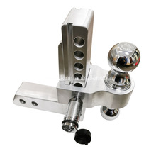 aluminum trailer ball mount