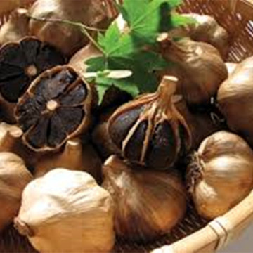 Additive-free Foods Black Garlic With Long Shelf Life
