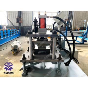 metal steel Roll shutter door roll forming machine