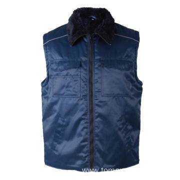Dark blue Winter Vest