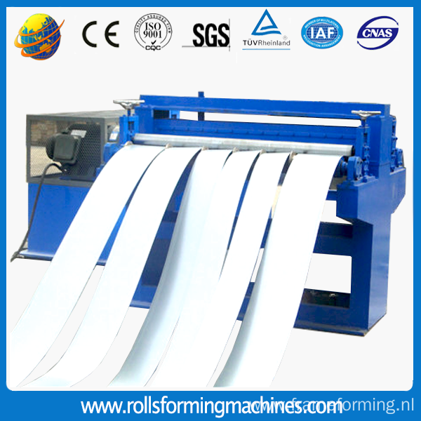 Manual Simple Slitting Machine for Thin Sheet