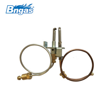 gas heater pilot burner